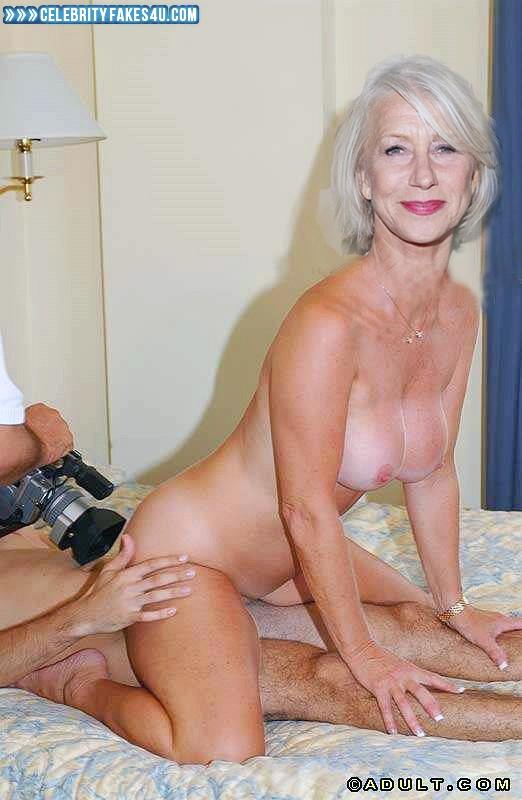 Helen Mirren Fake, Nude, Reverse Cowgirl Sex, Tits, Porn