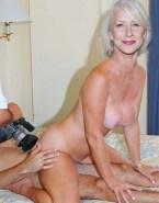 Helen Mirren Naked Reverse Cowgirl Sex 001