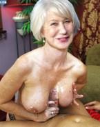 Helen Mirren Tit Fucked Cumshot Xxx Sex 001