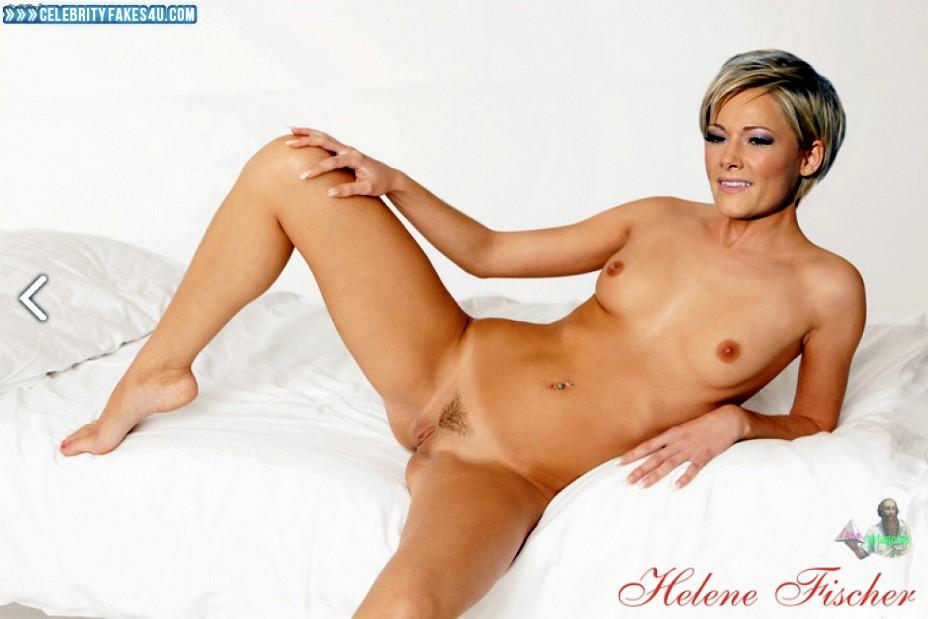 Nackt helene fischer Helene Fischer