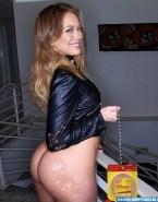 Hilary Duff Cumshot Homemade Hacked Nude 001