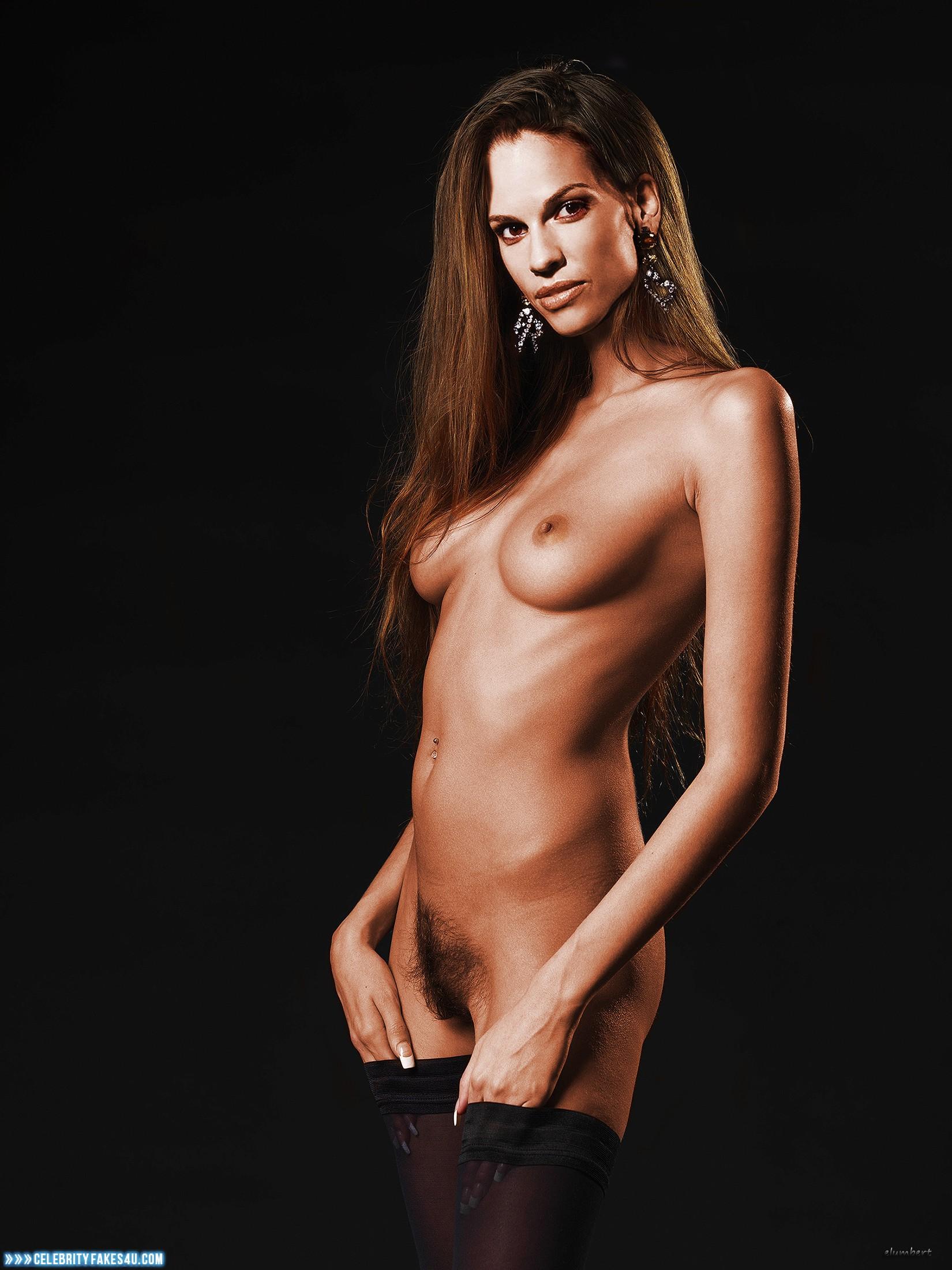 Hilary Swank Nude Photos