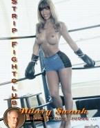 Hilary Swank Legs Topless 001