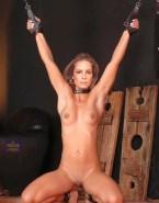 Holly Marie Combs Bondage Camel Toe Nsfw Fake 001