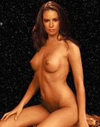 Holly Marie Combs Breasts Charmed Nsfw Fake 002