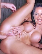 Holly Marie Combs Spread Pussy Big Tits Porn Sex Fake 001