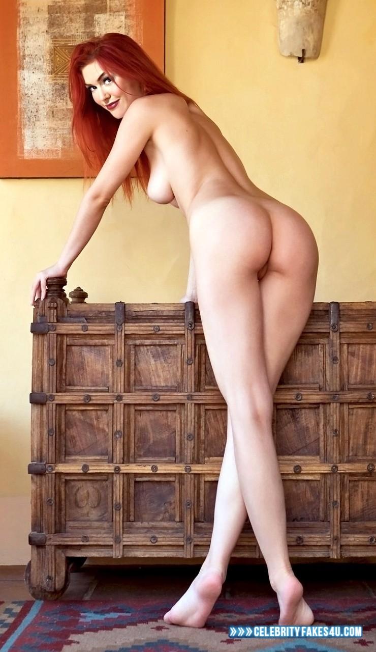 Isla Fisher Nude Photos isla fisher ass sideboob naked fake 001 « celebrity fakes 4u