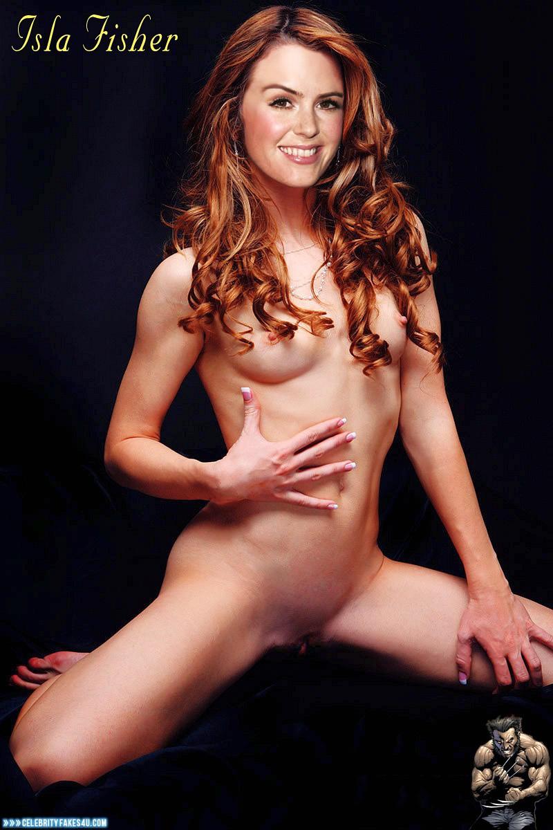 Isla Fisher Nude Photos isla fisher nude porn fake 001 « celebrity fakes 4u
