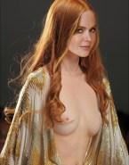 Isla Fisher Tits Ginger Fake 001