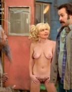 Jaime Pressly Big Breasts My Name Is Earl Xxx 001