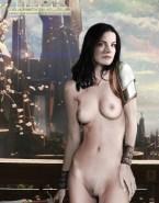 Jaimie Alexander Naked Body 001
