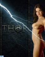 Jaimie Alexander Naked Body Thor 001