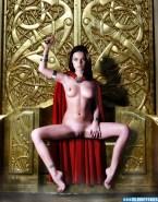 Jaimie Alexander Tits Exposing Vagina Porn 002