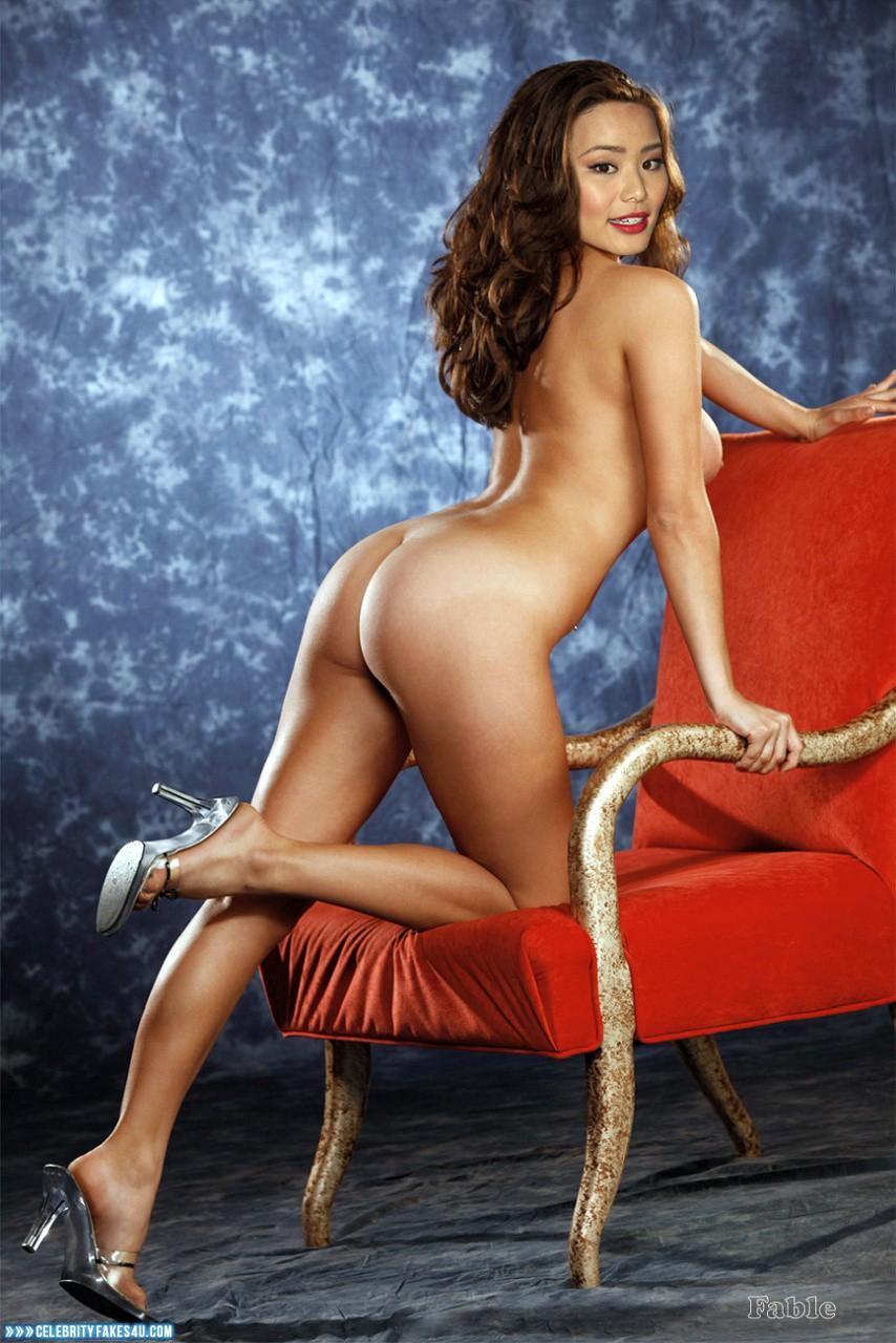 Jamie chung naked 13