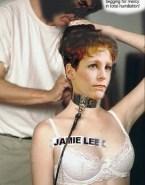 Jamie Lee Curtis Bondage Collar 001
