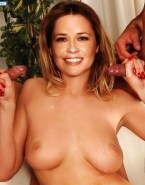 Jenna Fischer Cumshot Breasts Sex 001