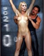 Jennie Garth Pinching Nipples Bondage Fake 001