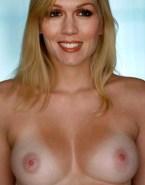 Jennie Garth Topless Magazine Cover Fake 001