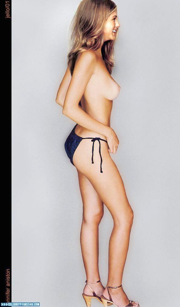 Jennifer aniston bikini wax