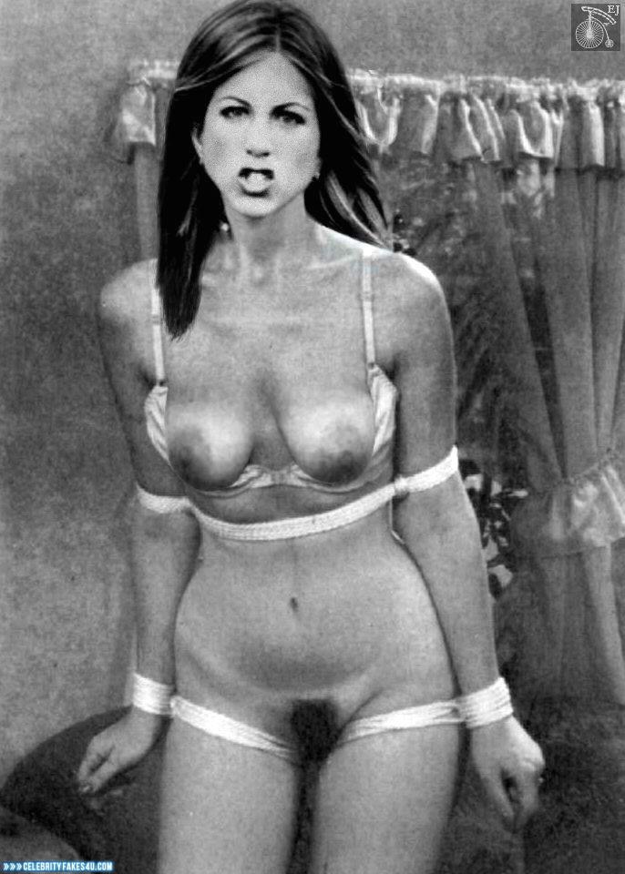 jen aniston naked rack