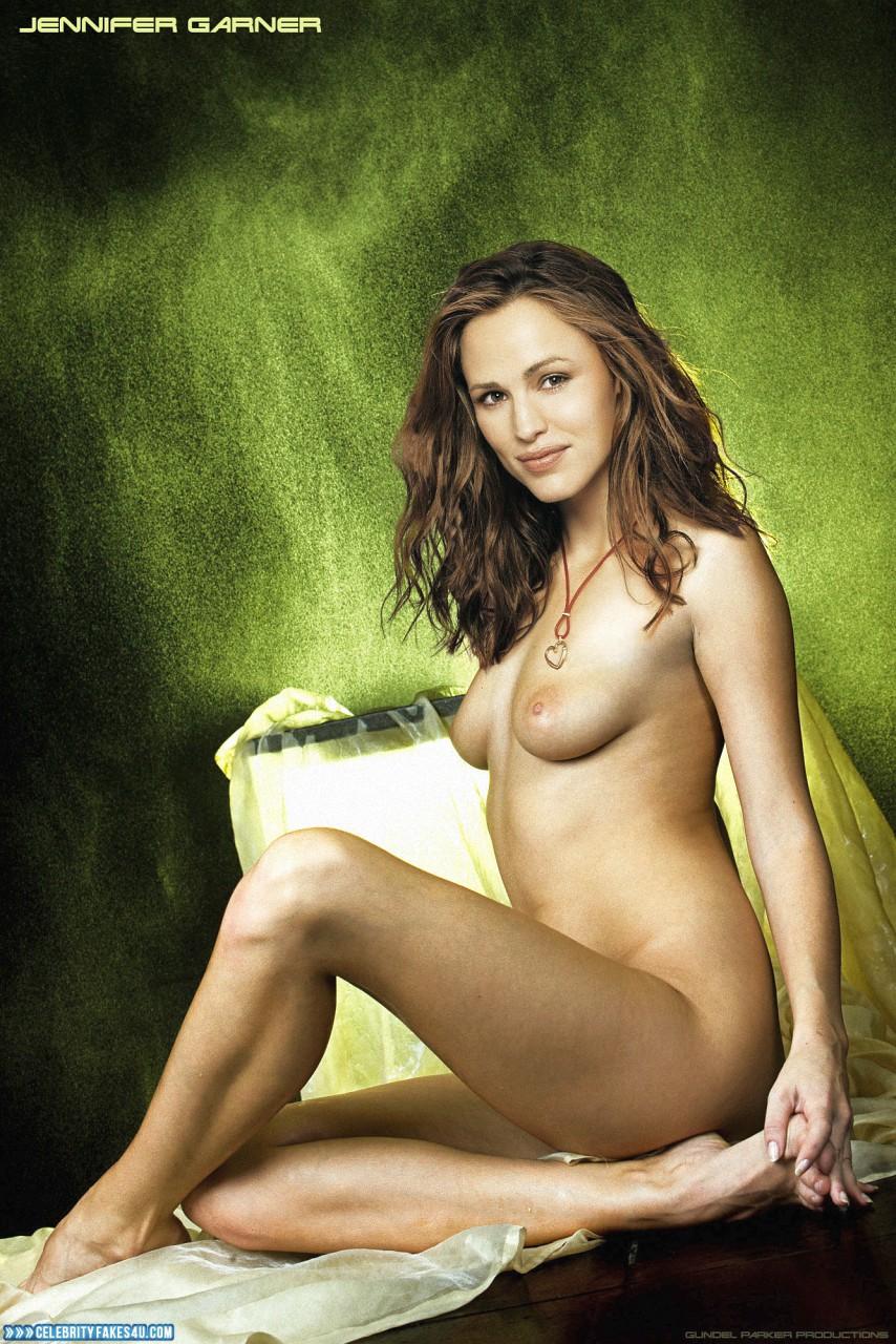 Jennifer Garner Fake, Horny, Tits, Porn