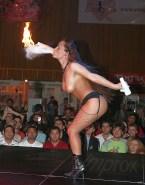 Jennifer Garner Hot Tits Public Fakes 001
