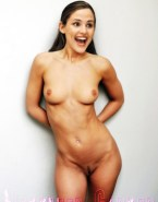 Jennifer Garner Naked Body Breasts 002