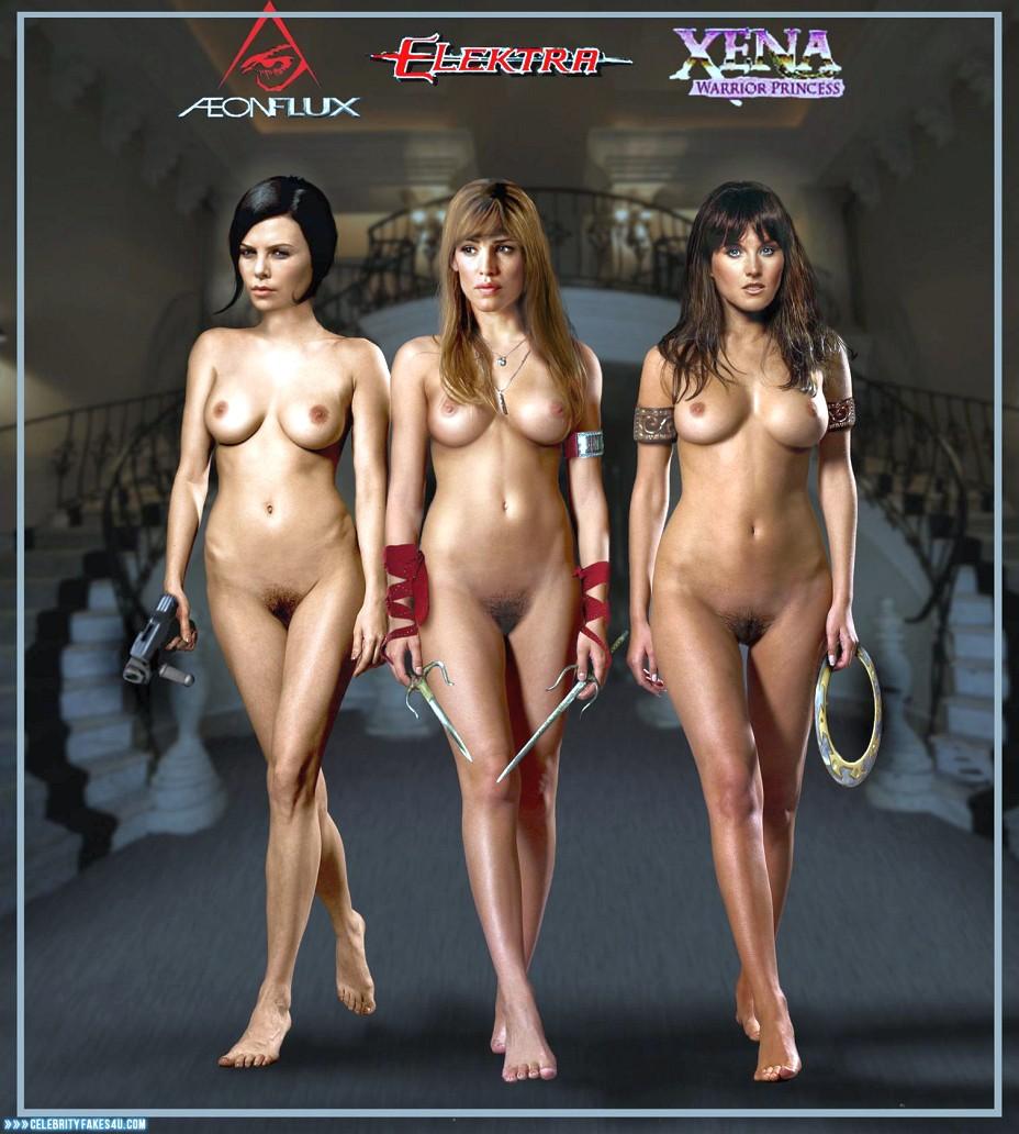 Jennifer Garner Fake, Lesbian, Multi, Series, Very Nice Tits, Porn