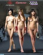 Jennifer Garner Nice Tits Lesbian Nude 001