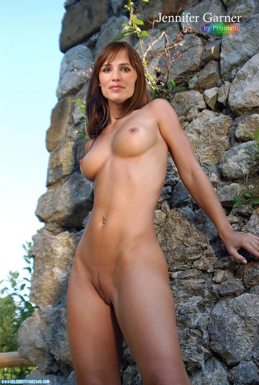 Nude Photo Jennifer Garner