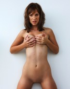 Jennifer Garner Squeezing Tits 001
