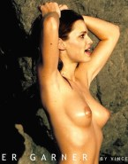 Jennifer Garner Wet Boobs Porn 001