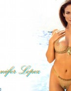 Jennifer Lopez Bikini See Thru 001
