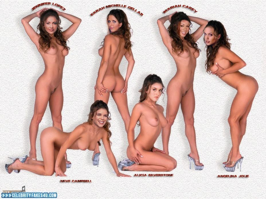 Fakes jennifer lopez nude [PICS] Pop