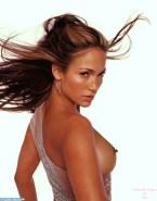 Jennifer Lopez Nice Tits Sideboob Fakes 001