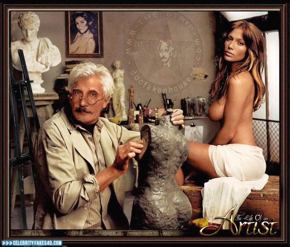 Jennifer Lopez Fake, Nude, Porn