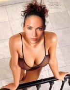 Jennifer Lopez See Thru Lingerie Porn 001