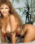 Jennifer Lopez Tits Tan Lines Nudes 001