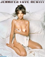 Jennifer Love Hewitt Horny Hot Tits Xxx 001