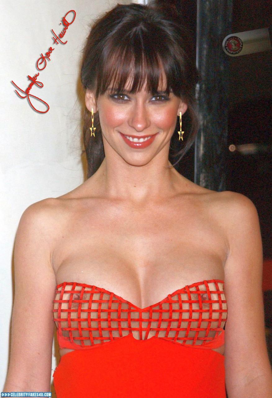 Jennifer Love Hewitt Nipples 001 « Celebrity Fakes 4U