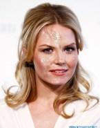 Jennifer Morrison Blonde Cumshot Facial 001
