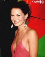 Jennifer Morrison Red Carpet Event See Thru 001