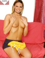 Jennifer Morrison Undressing Topless Nsfw 001