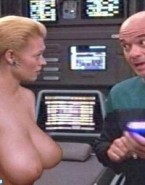 Jeri Ryan Large Tits Star Trek Nude 001