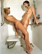 Jeri Ryan Strap On Lesbians Bathing Nudes 001