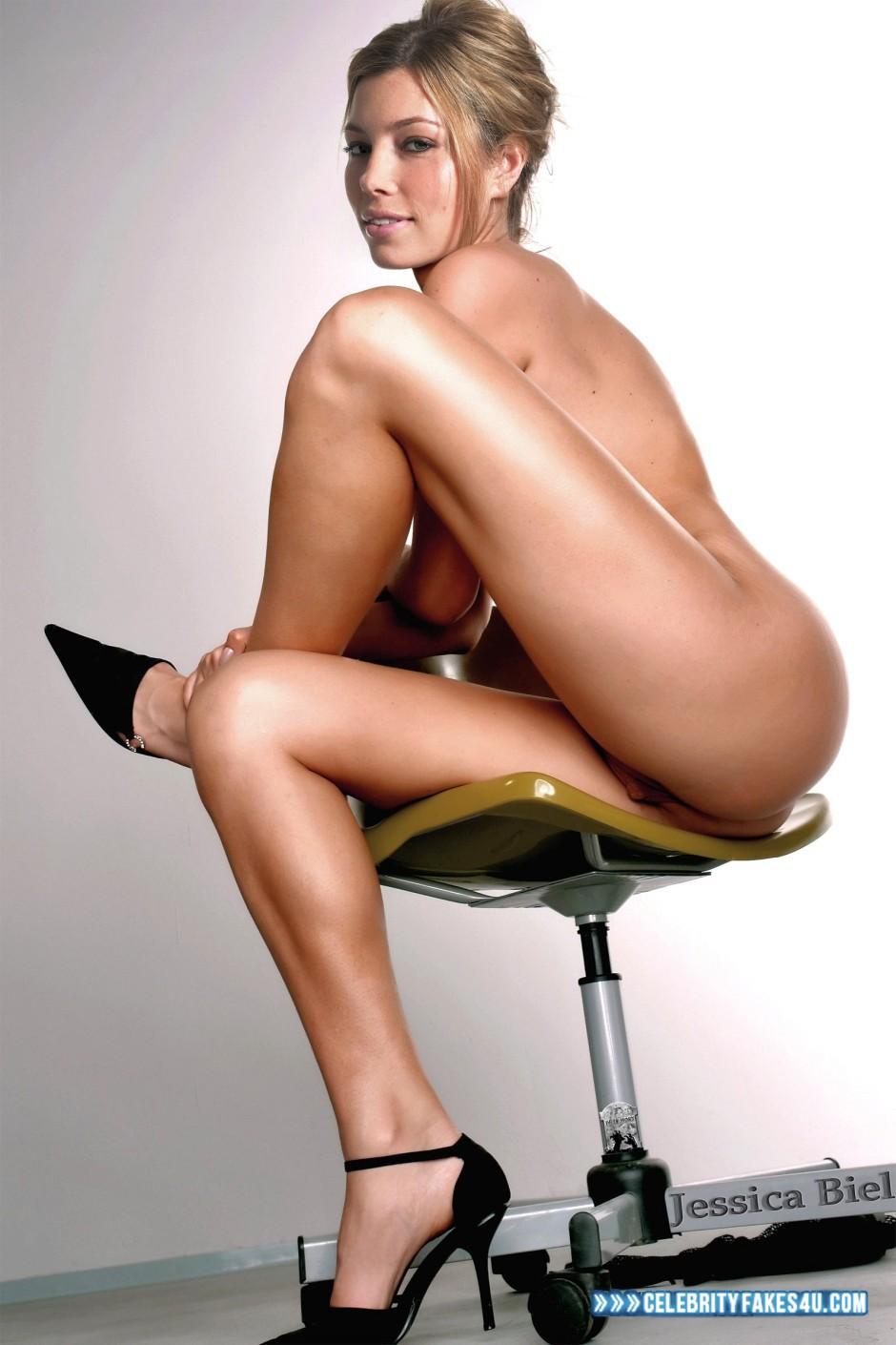 Jessica biel nude sexy horny — img 15