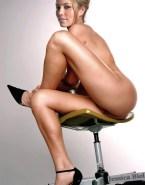 Jessica Biel Horny Legs Porn Fake 001