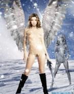 Jessica Biel Nude Body Tits Fake 004