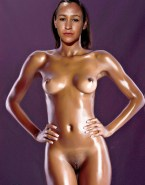 Jessica Ennis Fully Nude Wet 001