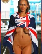 Jessica Ennis Nudes Without Underwear 001